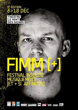 Illustration de Festival Insolite MusiqueMots [et + si affinités] 2016 > 5° édition