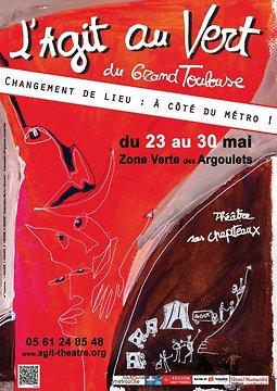 Illustration de L'Agit au vert du Grand Toulouse
