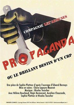 "Illustration de ""Propaganda"" - Festival Printemps de la Création 2014"