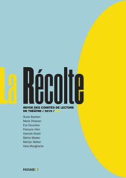 Illustration de Apéro-Livre #5, lancement de la revue La Récolte