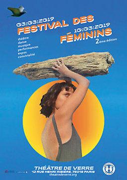 Illustration de Festival des Féminins - 2ème édition