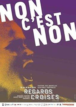Illustration de Festival Regards Croisés 2019 : Non c'est non