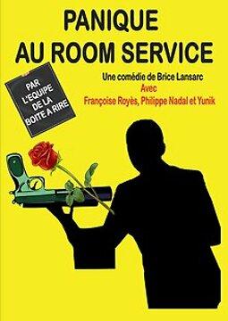 Illustration de Panique au room service