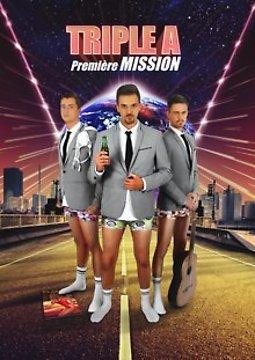Illustration de Première Mission par Triple A