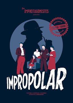 Illustration de Impropolar - L'enquete policière improvisée