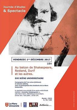 Illustration de Journée d'étude  : Revisiter Shakespeare