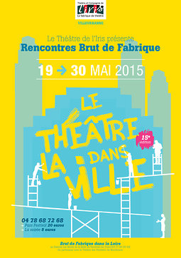 Illustration de Festival Brut de Fabrique 2015 !