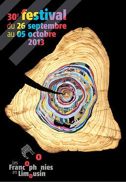 Illustration de 30e édition du festival des Francophonies