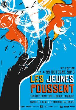 Illustration de Festival Les Jeunes Poussent