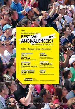 Illustration de Festival Ambivalence(s) 2017 > Le Collectif est en ville