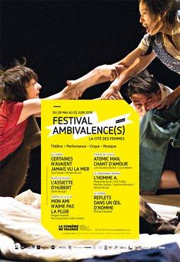 Illustration de Festival Ambivalence(s) 2018 > La Cité des femmes