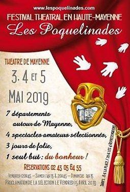 Illustration de Les Poquelinades 2019