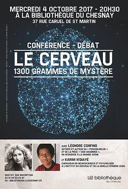 Illustration de Le cerveau : 1300 grammes de mystère (Conférence)