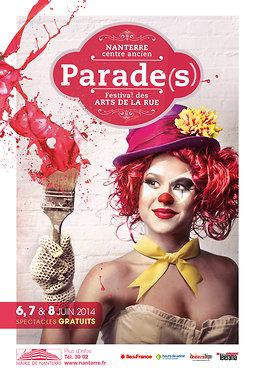 Illustration de Parade(s) Festival des Arts de la Rue - 6,7,8 Juin - Nanterre - 25 ème édition