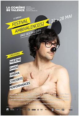 Illustration de Festival Ambivalence(s) 2014 > (No) Sex (No) City