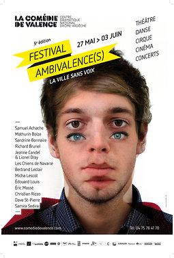 Illustration de Festival Ambivalence(s) 2015 > La ville sans voix