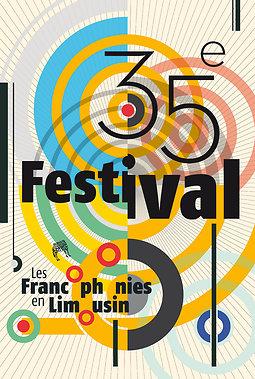 Illustration de 35ème Festival Les Francophonies en Limousin