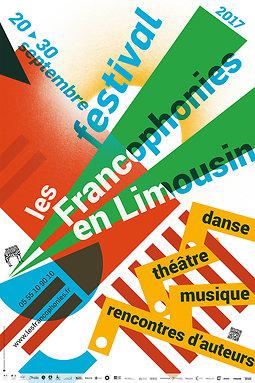 Illustration de 34e festival les Francophonies en Limousin