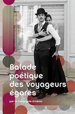 Illustration de Balade poétique des voyageurs égarés