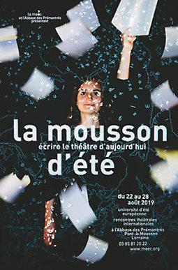 Illustration de La Mousson d'été 2019 - Rencontre théâtrales internationales