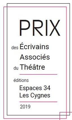 Illustration de Remise du Prix des Écrivains Associés du Théâtre