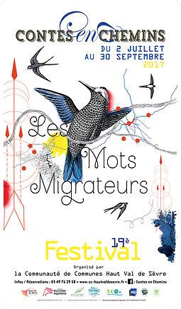 Illustration de 19ème édition du Festival Contes en Chemins