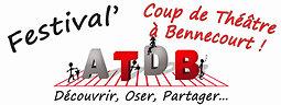 Illustration de Festival Coup de théâtre à Bennecourt