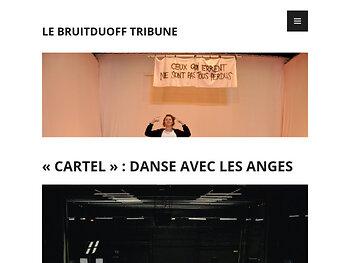 «Cartel» : Danse avec les anges