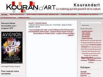 Sélection Marionnette et autres arts –
