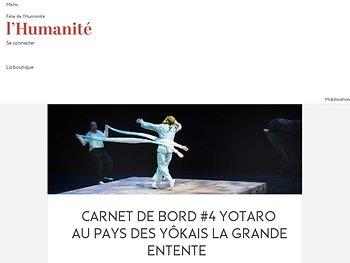 Carnet de bord #4 Yotaro au pays des Yôkais La grande entente