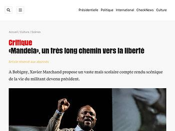«Mandela», un très long chemin vers la liberté