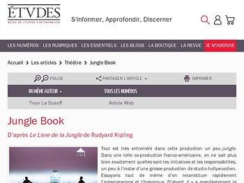 """Le """"jingle"""" Book de Wilson"""