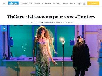 Faites-vous peur avec «Hunter»