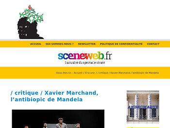 Xavier Marchand, l'antibiopic de Mandela