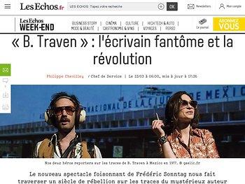 «B.Traven»: l'écrivain fantôme et la révolution