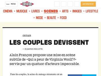 Les couples dévissent