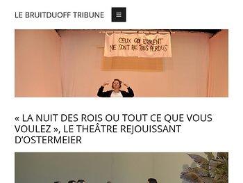Le théâtre réjouissant d'Ostermeier