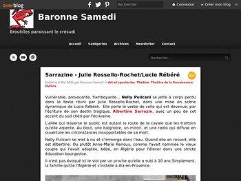 Albertine Sarrazin....
