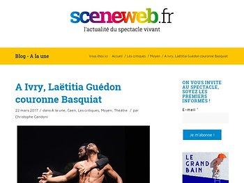 Laëtitia Guédon couronne Basquiat