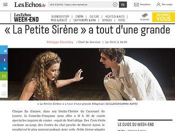 «La Petite Sirène» a tout d'une grande
