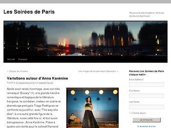 Variations autour d'Anna Karénine