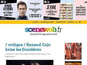 Renaud Cojo brise les frontières