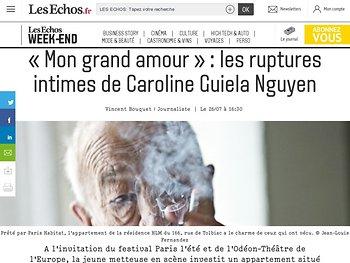 «Mon grand amour»: les ruptures intimes de Caroline Guiela Nguyen