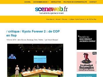 Kyoto Forever 2 : de COP en flop