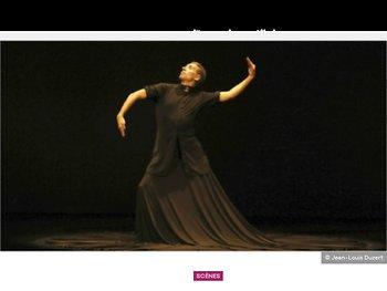 Israel Galvain, un danseur pied au plancher