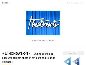 """""""Quand silence et obscurité font un opéra et révèlent sa profonde violence"""""""