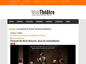 Portrait de Nina Simone, diva et combattante