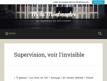 Supervision, voir l'invisible