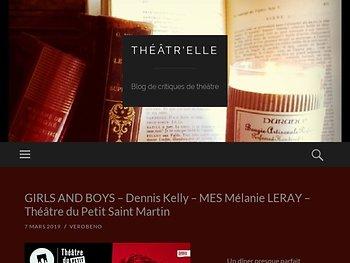 """""""Girls & Boys""""  ou le sacre de Constance Dollé"""
