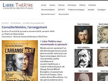 Et si Molière n'avait pas écrit toutes ses pièces